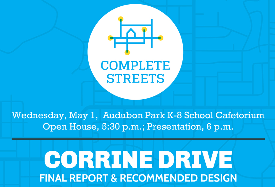 Corrine Drive Final Report and Recommended design