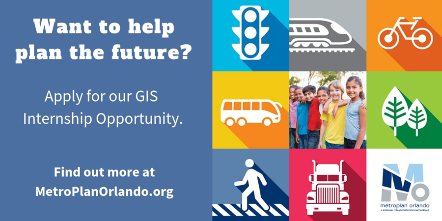 Want to help the future? Apply for our GIS Internship Opportunity.